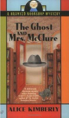 Haunted Bookshop Mysteries by Alice Kimberly (aka Cleo Coyle)
