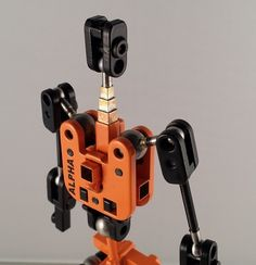 Introducing the new from JulianClarkStudios ALPHA - The most comprehensive and specification packed stop motion animation armature available Using
