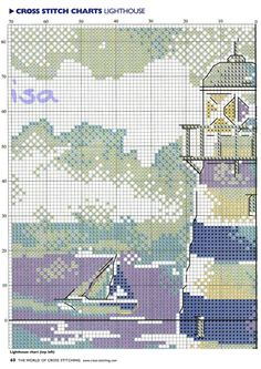 Gallery.ru / Фото #32 - The world of cross stitching 042 февраль 2001 - WhiteAngel