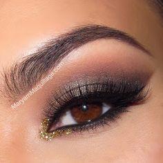 """! Maryam Maquillage !: Motives Mavens ELEMENT: """"Chocolate Truffle"""" Smokey Eye Tutorial"""
