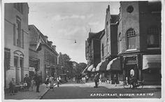 Bussum 1930 Kapelstraat