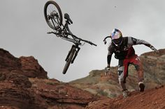 Aaron Chase/ Cannondale bikes - Malcolm Mclaws - Mountain Biking Pictures - Vital MTB