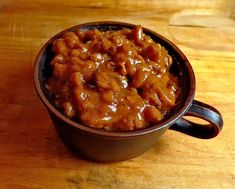 Delicious, thick, saucy low sodium baked beans cook quickly in the Instant Pot. Learn how to make beans without pre-soaking and cut sodium by of mg's! Low Sodium Baked Beans Recipe, Healthy Baked Beans, Baked Bean Recipes, Low Sodium Diet Plan, No Sodium Foods, Low Sodium Recipes, Healthy Heart, Heart Healthy Recipes