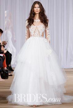Wedding Dresses | Ball Gown  : Ines Di Santo Wedding Dresses  Fall 2016  Bridal Runway Shows  Brides.com