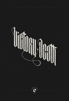 Typography inspiration | #501