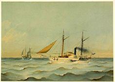 Steamer-buning. un officier de marine bien connu ; lesquels ont probablement nourri l'imagination du jeune garçon. À 13 ans, il alla donc étudier à l'école de marine d'Elburg et c'est ainsi qu'à l'âge de 14 ans, il fut promu au grade d'aspirant de marine de 3e classe. En 1864, il prit pour la première fois la mer en direction de Java.  Steamer-buning  Dans ces années là, il prit part à des expéditions contre des pirates de la mer des Moluques. Arnold envoyait régulièrement des lettres des…