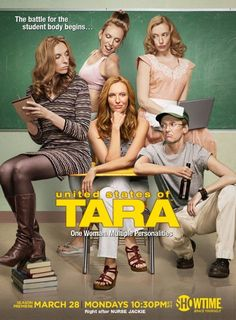 United States of Tara - Taras Welten (2009-2011), Showtime