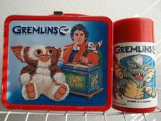 Totally had this lunch box and thermos in Kindergarten!