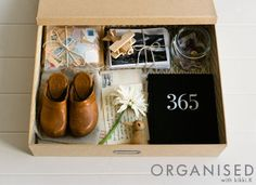 An Organized Life: Memory Boxes - perfect for eliciting language expression Fun Arts And Crafts, Clutter Organization, Life Challenges, Kikki K, Precious Children, Making Memories, Getting Organized, Are You The One, Craft Projects