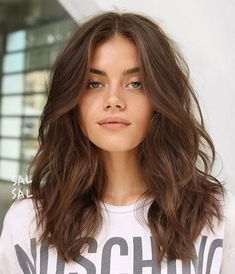 20 best medium length wavy hairstyles hairstyles 2020 new hairstyles and hair colors balayagehairbrown colors hair hairstyles length medium wavy 10 zeitsparende schnelle frisurideen ecemella ecemella frisur ideen qu frisuren Curly Hair Styles, Medium Hair Styles, Hair Cut Styles, Should Length Hair Styles, Plait Styles, Summer Hairstyles For Medium Hair, Medium Length Wavy Hairstyles, Layered Hairstyles, Hairstyles Wavy Hair