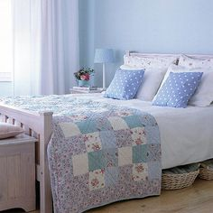 Bedroom style | Bedroom furniture | Decorating ideas | Image | Housetohome.co.uk
