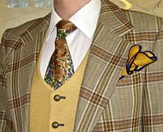 Vintage bespoke shooting jacket, Circle Of Gentlemen waistcoat, vintage tie…   #vintage #bespoke #CircleOfGentlemen #Toronto #menswear #menscouture #mensfashion #instafashion #fashion #dandy #dandystyle #hautecouture #sartorial #sprezzatura #menstyle #dap