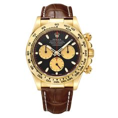 Pre-Owned Rolex ​Daytona Cosmograph Yellow Gold (116518)