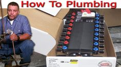 The future of plumbing is here. No, it's not. Pex plumbing has been around for years starting over in the UK and catching on here in America on The West Coast. I remember my first time hearing of Pex Pipe from a friend of mine who just moved back from the Vegas. He was telling us all about it. He Says man in Vegas that got this Plumbing pipe system called Pex Pipe and they use a thing called a manifold that all the hot and cold water go in like an electrical panel box and then it goes out to