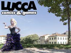 Cosplayers, un'ondata di passione per Lucca Comics & Games 2013