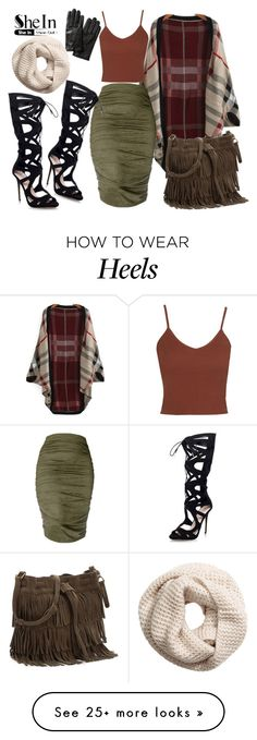 """Strappy Heels"" by emilychieng on Polyvore featuring Topshop, Banana Republic and H&M"