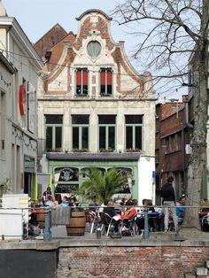 Terassen aan de Vismarkt - Mechelen
