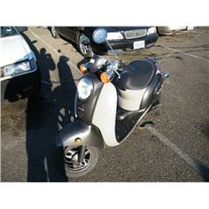 Speeds Auto Auctions  Scooter