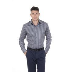 Versace 19.69 Abbigliamento Sportivo Srl Milano Italia Mens Fit Modern Classic Shirt 377 ART. 416