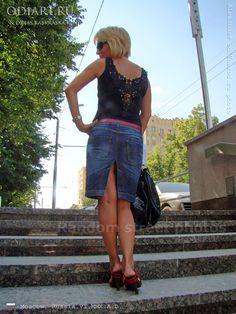 Skirt russian personals random video
