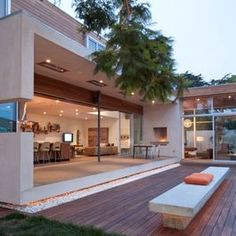 DuChateau Floors - Terra Collection in Zimbabwe / Horwitz Residence by Minarc