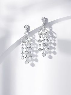 Jewelry Photography Diamonds~ Earrings #GoldJewelleryPhotography