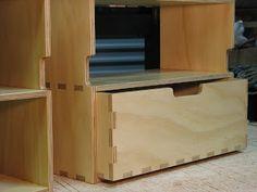 NYECAM cnc routing: Modular Shelves for Teardrop Camper Kitchen
