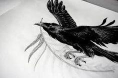 raven tattoo designs - Google Search - hubbys raven tattoo