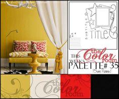 The Color Room - Color Palette #35