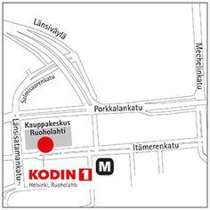 Kodin1, Ruoholahti, Helsinki. Itämerenkatu 21, 00180 HELSINKI. Puh. 01053 44750. Aukioloajat: ma-pe 10-21, la 10-18, su 12-18 (poikkeukset mahdollisia). Helsinki, Mma, Mixed Martial Arts