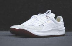 """Puma GV Special Exotic """"White & Gum"""" - EU Kicks: Sneaker Magazine"""