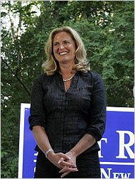 Ann Romney's Interview About MS | Ann Romney on the Trail