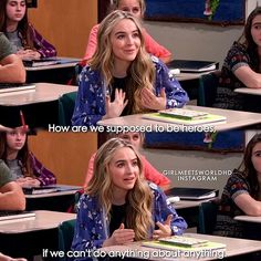 Girl meets world deep quotes