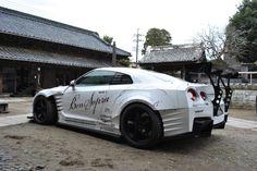 BenSopra GT-R. Just killer!