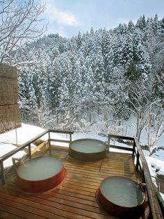 onsen resort Tōhoku, Japan - Akita Prefecture