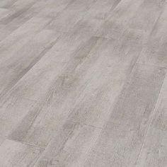 Klik PVC vloer Instinct Grey Washed 5mm - PVC vloeren - LAB21