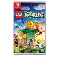 Superb LEGO® Worlds Nintendo Switch Now at Smyths Toys UK. Shop for Nintendo Switch Games At Great Prices. Free Home Delivery for orders over Playstation, Ps4, Samus Aran, Metroid, Star Citizen, Super Nintendo, Nintendo Switch 2017, Videogames, Les Aliens