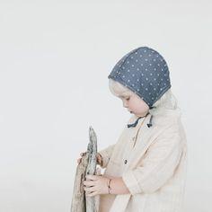 Bonnet - Indigo