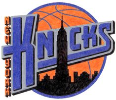 Michael Doret shares his tale of designing the greatest New York Knicks logo ever, only to scale back the idea to what you recognize today. New York Knicks Logo, American Dragon, 90s Aesthetic, Aesthetic Clothes, Basketball Legends, Tattoo Drawings, Tattoos, Abstract Wall Art, All Star