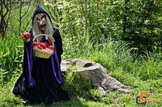 The Evil Queen Grimhilde cosplay