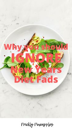 Why you shouldn't buy into New Years diet culture fads Fad Diets, Pineapple, Culture, Pinecone