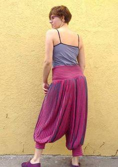 julibooli @ Craftster pink genie pants TUTORIAL LINK ADDED - CLOTHING