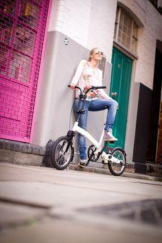 Bigfish Folding Bike Bigfishbike On Pinterest