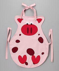 Cute Pig apron!