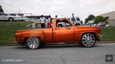 Bad dually - wheels are too big though Bagged Trucks, Dually Trucks, Gm Trucks, Cool Trucks, Pickup Trucks, Dually Wheels, 1984 Chevy Truck, Custom Chevy Trucks, Chevy C10