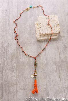Babalu #juliodesigns #handmadejewelry #vintage #summer2016collection