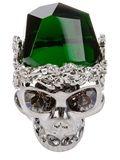 Alexander McQueen-Skull ring