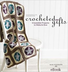 Make stylish crocheted gifts year-round and in more places with the easy-to-download Crocheted Gifts eBook, a collection of projects from today's most popular crochet designers. From baby gifts to mittens