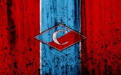 Download wallpapers 4k, FC Septemvri Sofia, grunge, Parva Liga, soccer, football club, Bulgaria, Septemvri Sofia, logo, art, stone texture, Septemvri Sofia FC