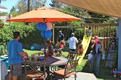 Stone Chic: Jake turns 2! Pocoyo themed birthday party!